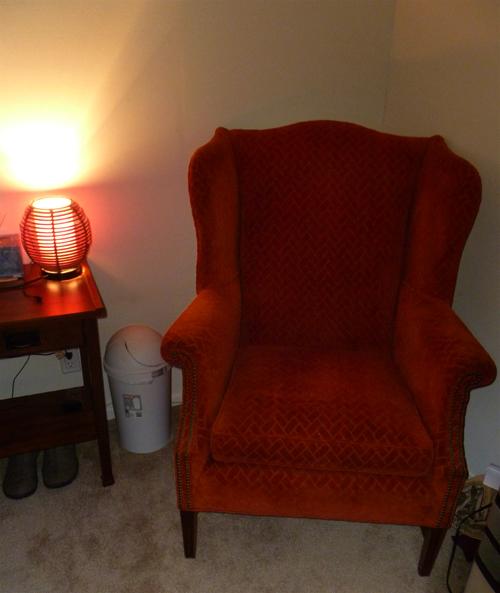 Demon Chair