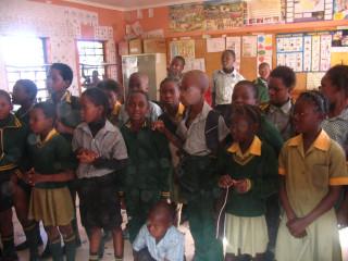 Mangweni school