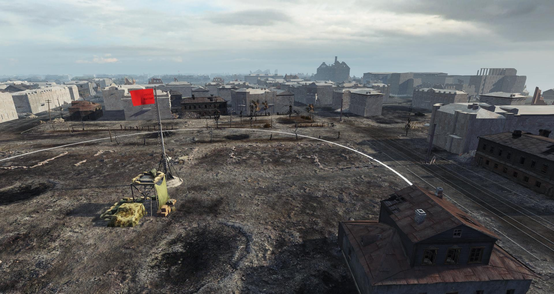 Карта WoT Сталинград, gosu-wot.com