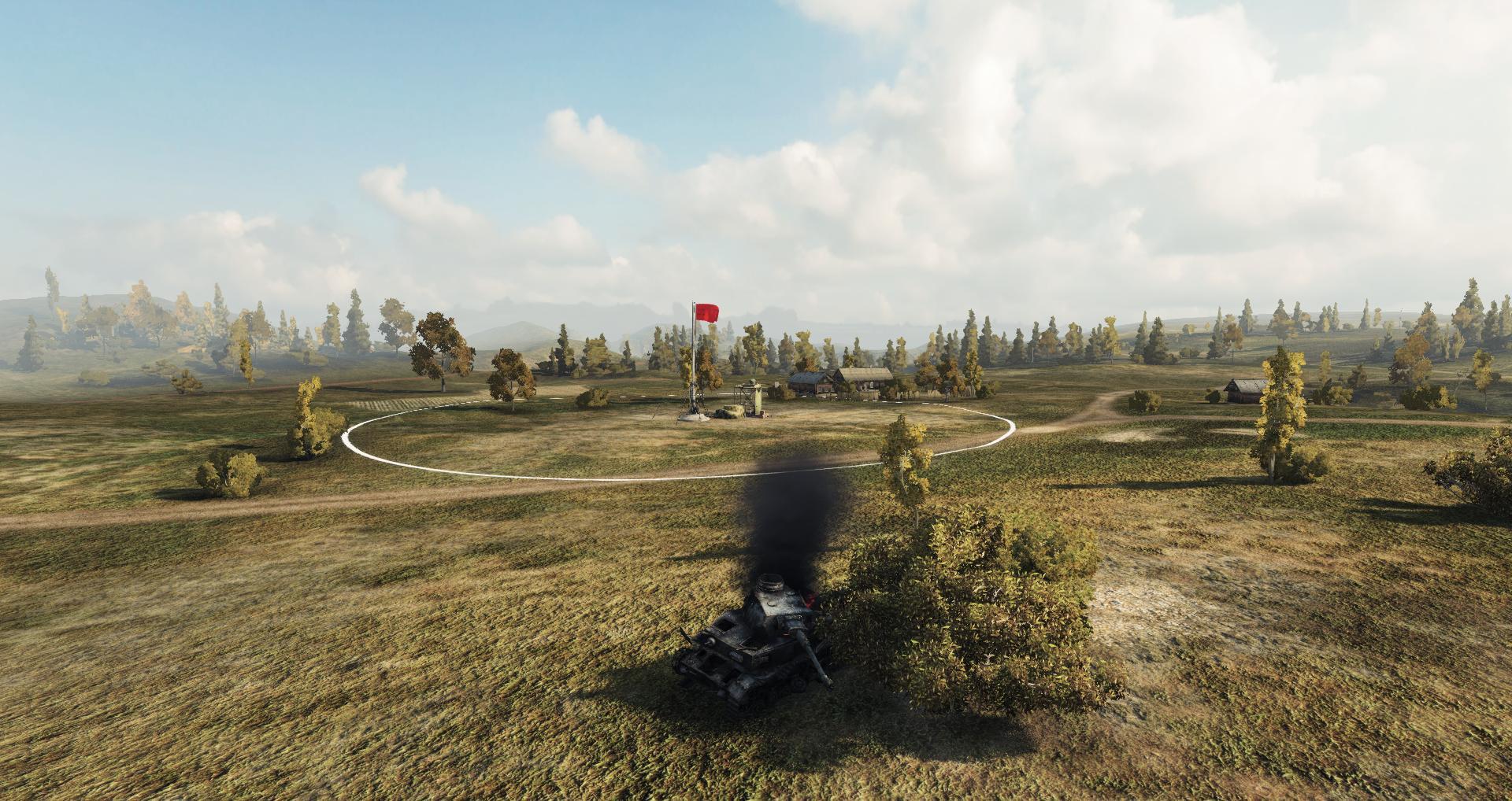 Карта WoT Новая Малиновка, gosu-wot.com