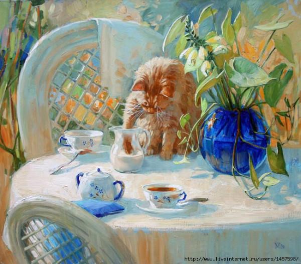 Мария Павлова - Чай с молоком
