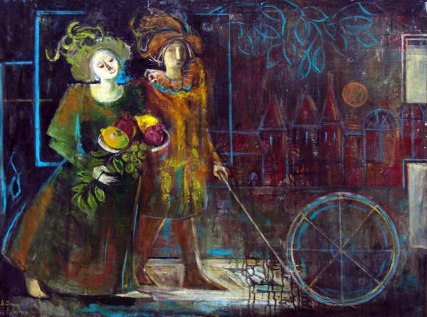 Лаура Аветисян - Ночная прогулка