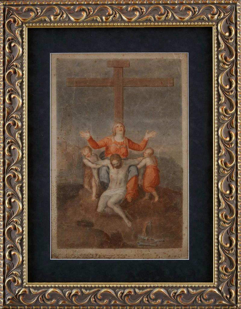 Пьета - предполагаемый автор - Микеланджело.jpg