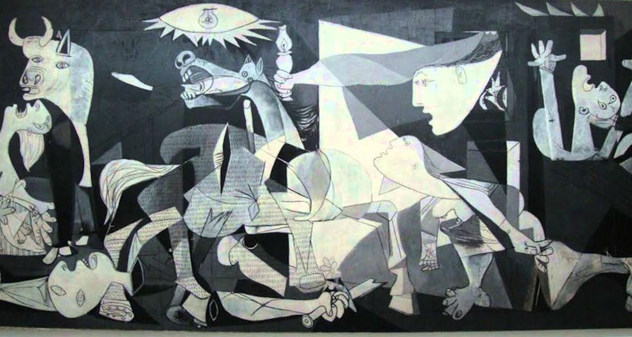 Пабло Пикассо - Герника - 1937.jpg