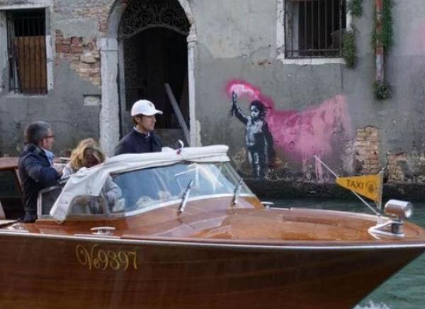 Бэнкси - рисунок на стене - Венеция - биеннале 2019.jpg