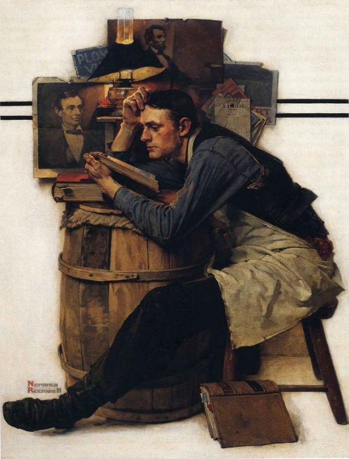 Студент изучающий право - 1927.jpg