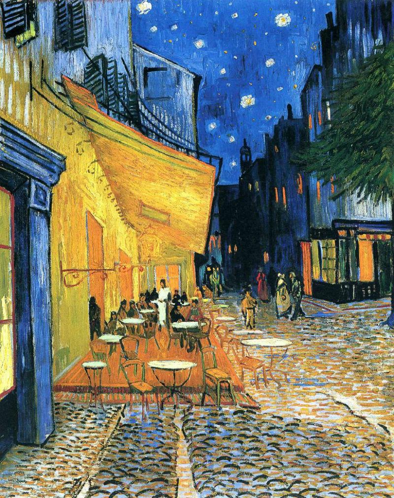 Ван Гог - Ночная терраса кафе.jpg