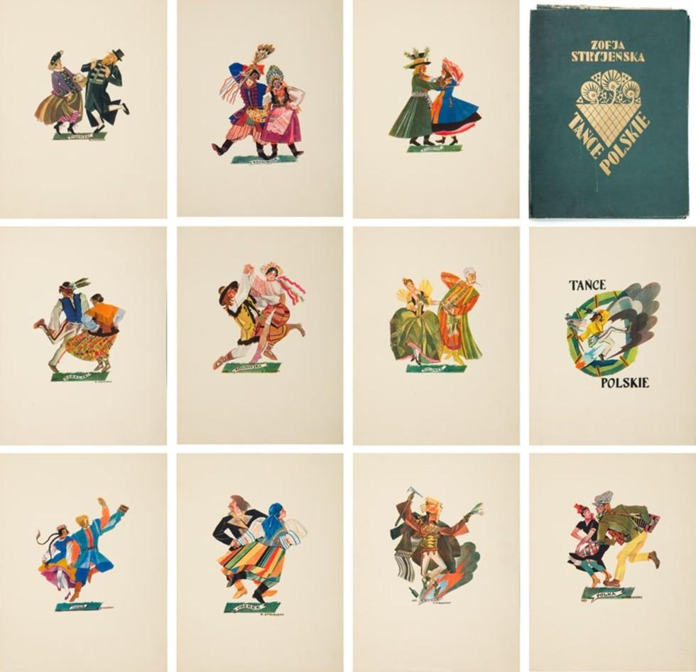 Книга Танцы польские.jpg