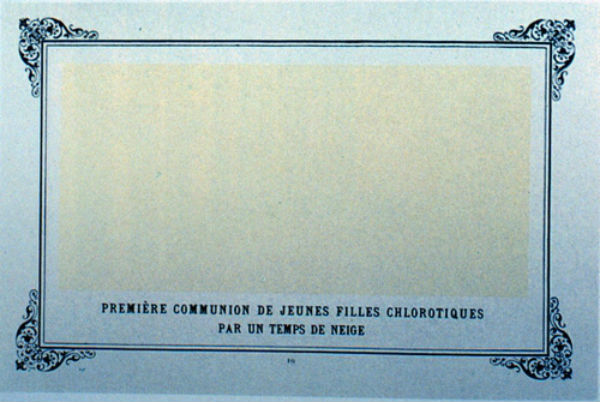 Альфонс Алле - Анемичные девицы идут к первому причастию в снежную пору - 1883.jpg