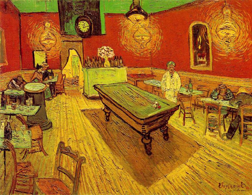 Винсент Ван Гог - Ночное кафе - 1888.jpg