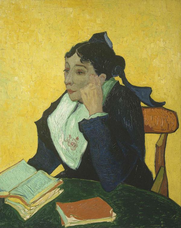Винсент Ван Гог - Арлезианка - 1888.jpg