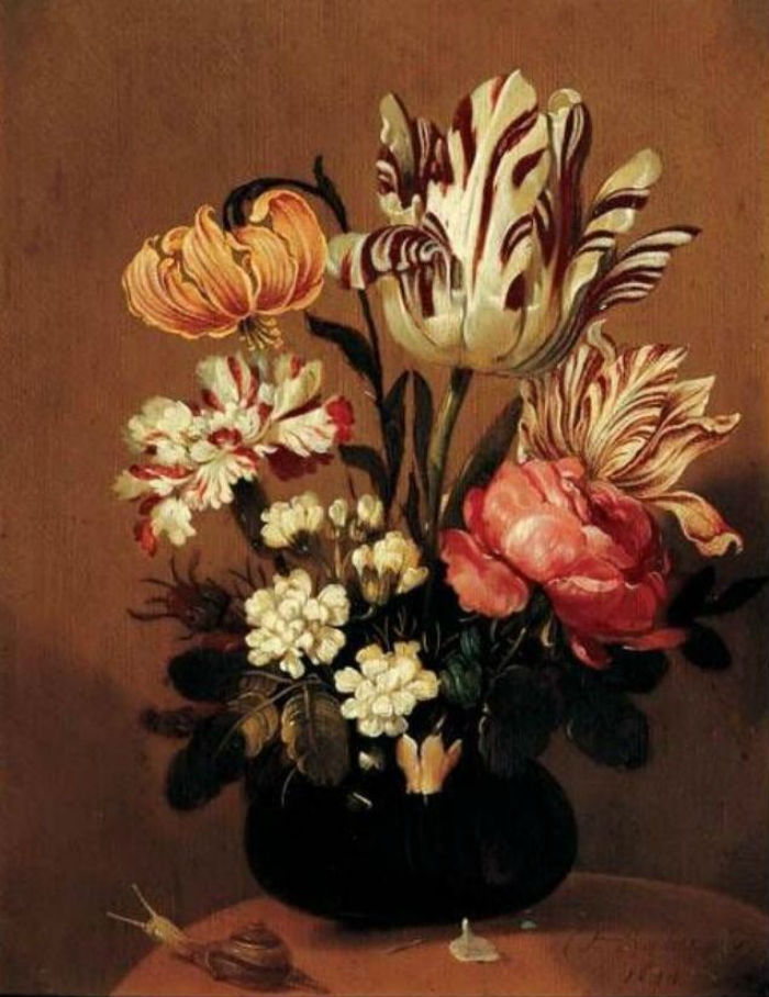 1-Ханс Гиллис Болоньер - Букет - 1644.jpg
