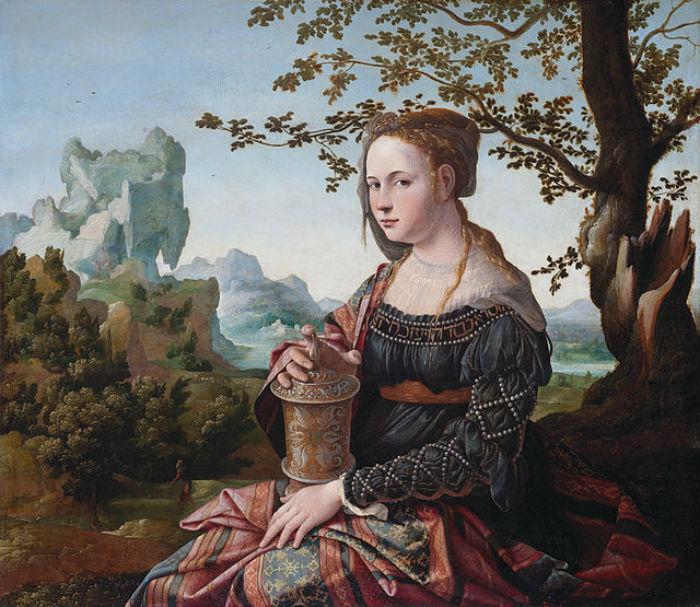 Ян ван Скорел - Мария Магдалина - 1530.jpg