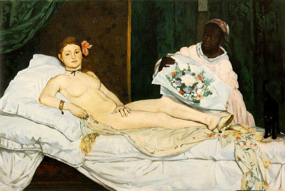 Эдуард Мане - Олимпия - 1863.jpg