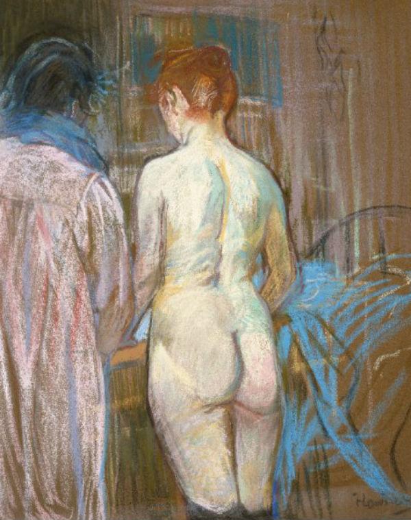 Анри де Тулуз-Лотрек - Проститутки - 1893-1895.jpg