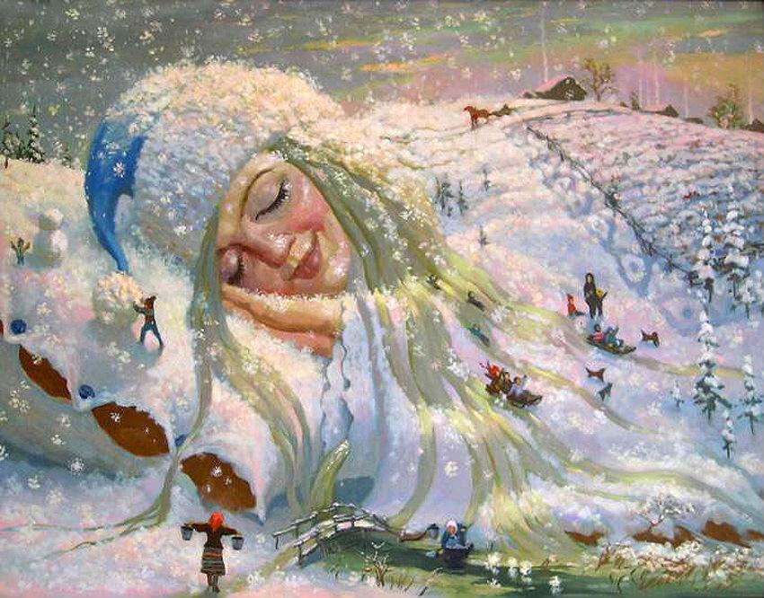 Александр Мохов - Зима.jpg