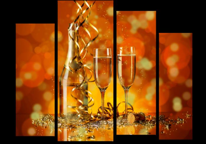 Модульная картина Брызги шампанского 1.png