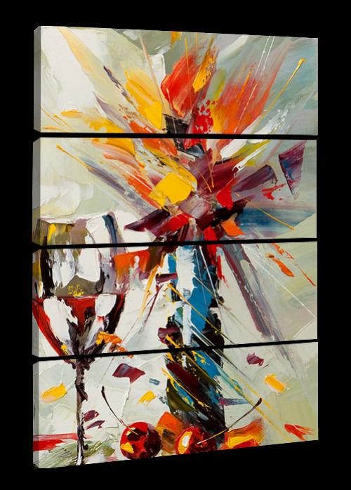 Модульная картина Брызги шампанского 2.png