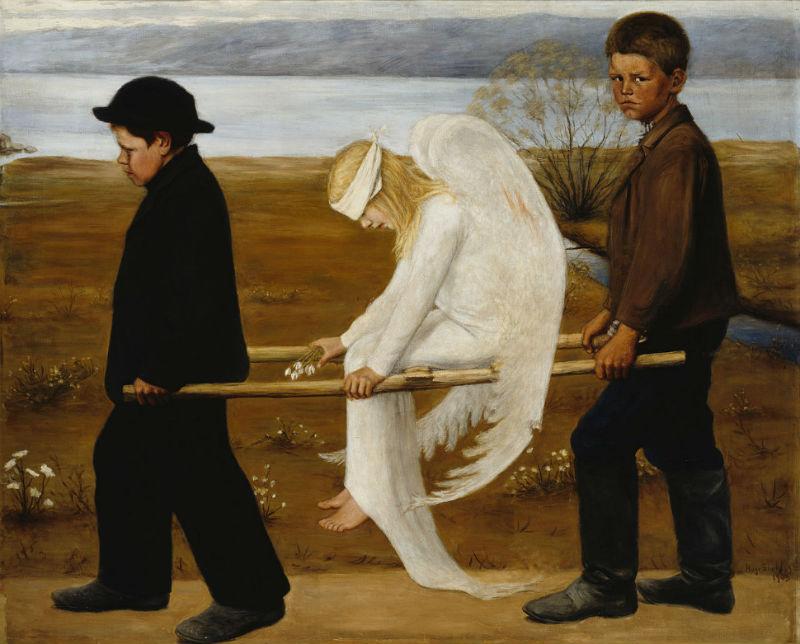 Хуго Симберг - Раненый ангел.jpg
