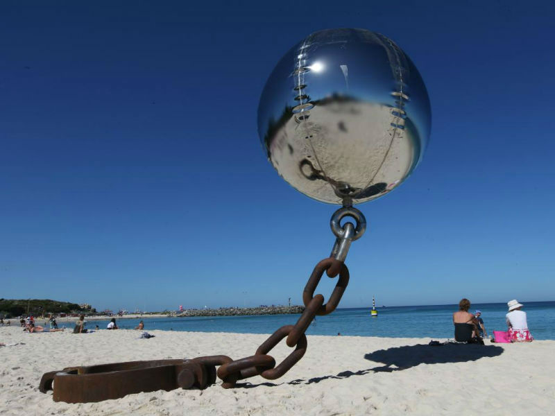19-Нортон Флавел - У моря - Австралия Перт.jpg