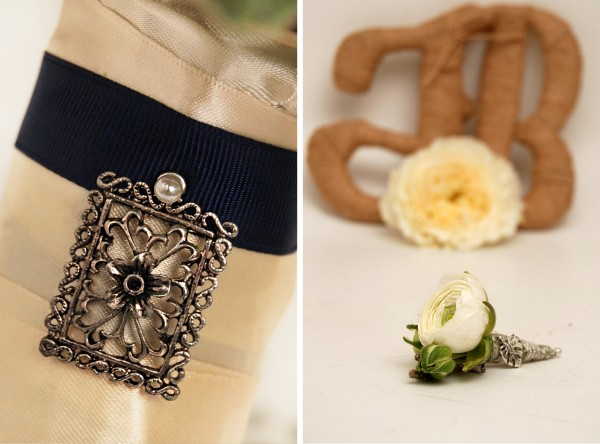 обмотка букета невесты