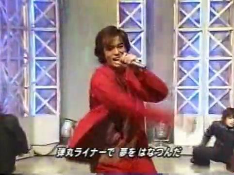 2001 01 19 - music station - arashi medley - kame y jin bacdancers 4432