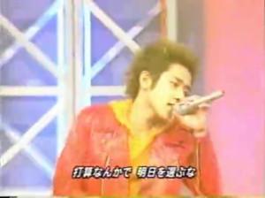 2001 01 19 - music station - arashi medley - kame y jin bacdancers 4667
