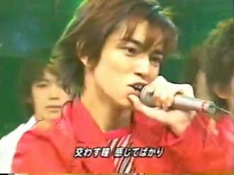 2001 01 19 - music station - arashi medley - kame y jin bacdancers 7140
