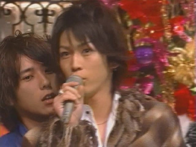 2007 12 11 - Best artist  KAT-TUN - Keep the faith 0902