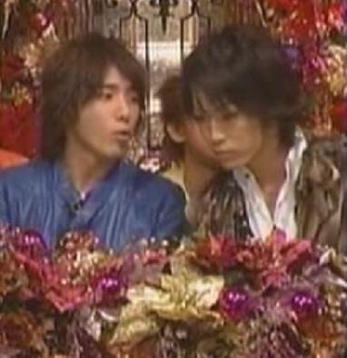2007 12 11 - Best artist  KAT-TUN - Keep the faith 2817
