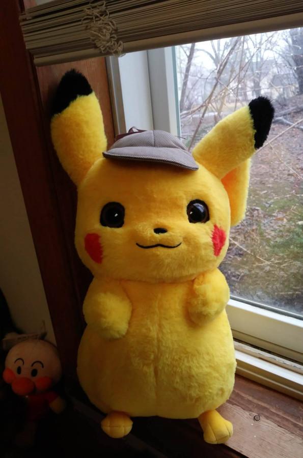 Lifesize Detective Pikachu Plush Pkmncollectors Livejournal