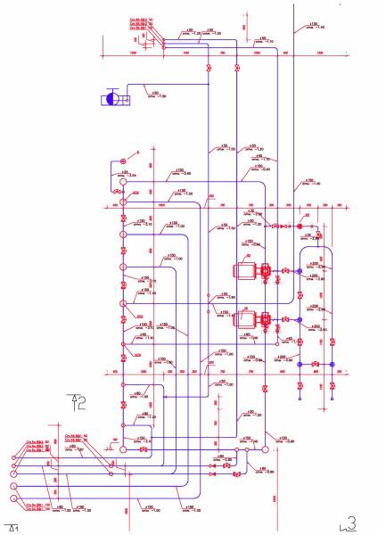 План насосной АУПТВПВ Model (1)