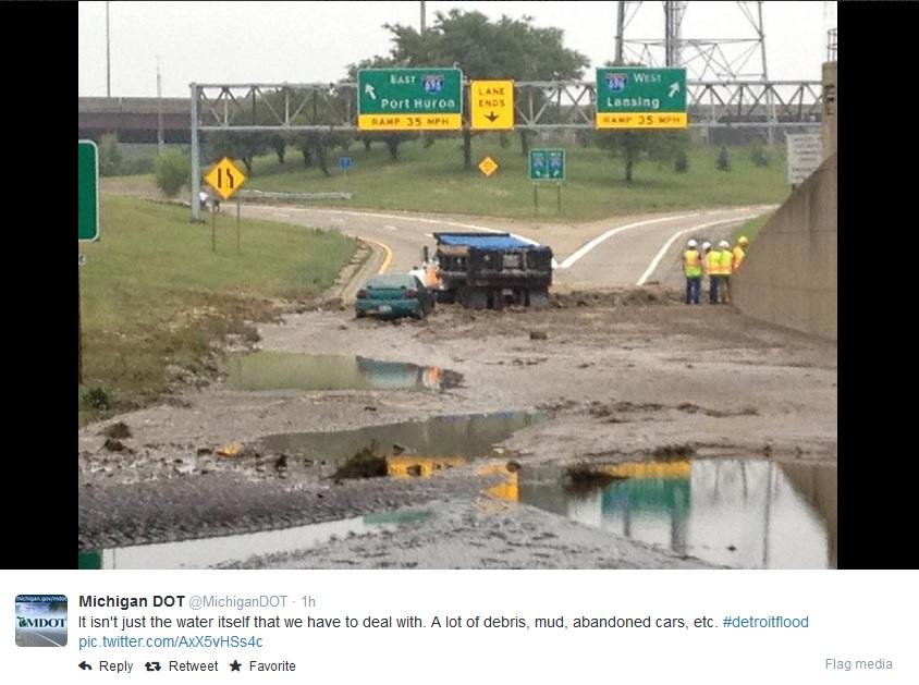 highway mud
