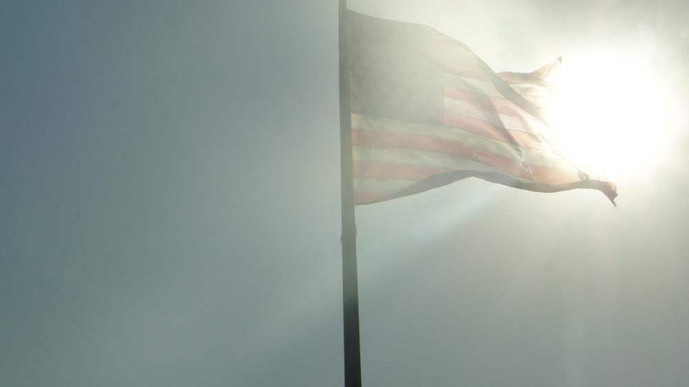 flag of the sun