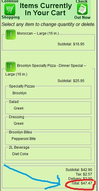 brooklyn pizzazz