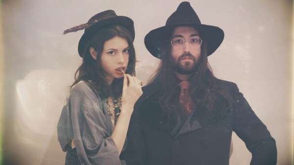 Sean Lennon And Charlotte Kemp Muhl S Old Fashioned