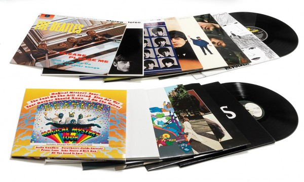 The Beatles Get Back to Where They Once Belonged with Mono Vinyl