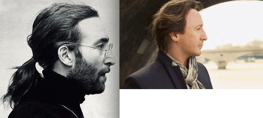 John And Julian Lennon Yet Another Comparison Post