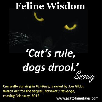 Feline Wisdom - Cats rule - compressed