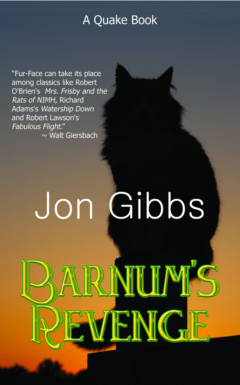 Jon Gibbs - Barnums Revenge cover - compressed