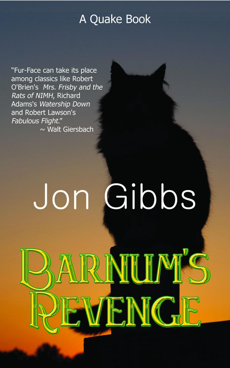 Jon Gibbs - Barnums Revenge cover - compressed
