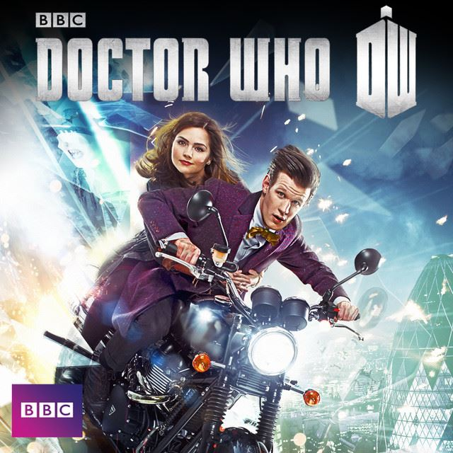 doctor who season 7 part 2 itunes artwork