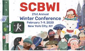 SCBWI Winter 2020