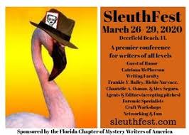 Sleuthfest 2020
