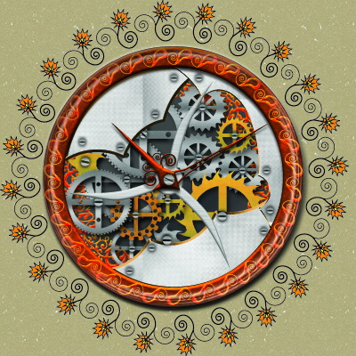 Some Photoshop/Illustrator SteamPunk Art (Фото 2)