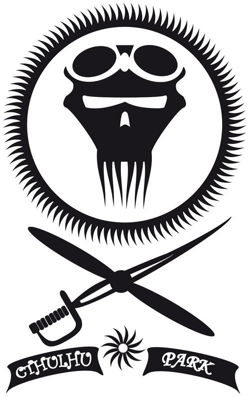 Cthulhu Park=) Abney Park logo variation.
