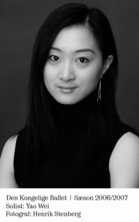 Yao Wei - RDB