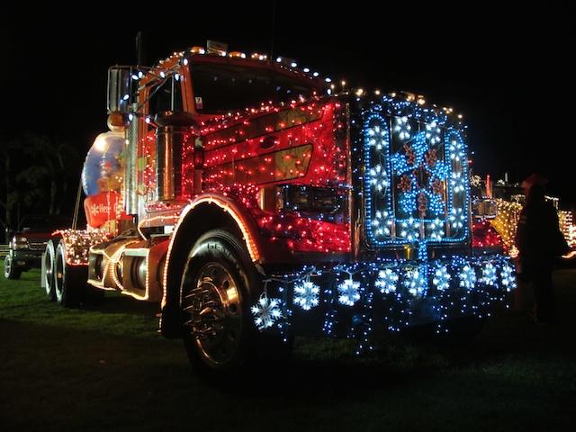 Xmas-Truck