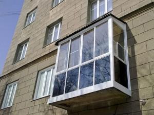 Балкон под ключ - квадратные метры рая в собственность x2e