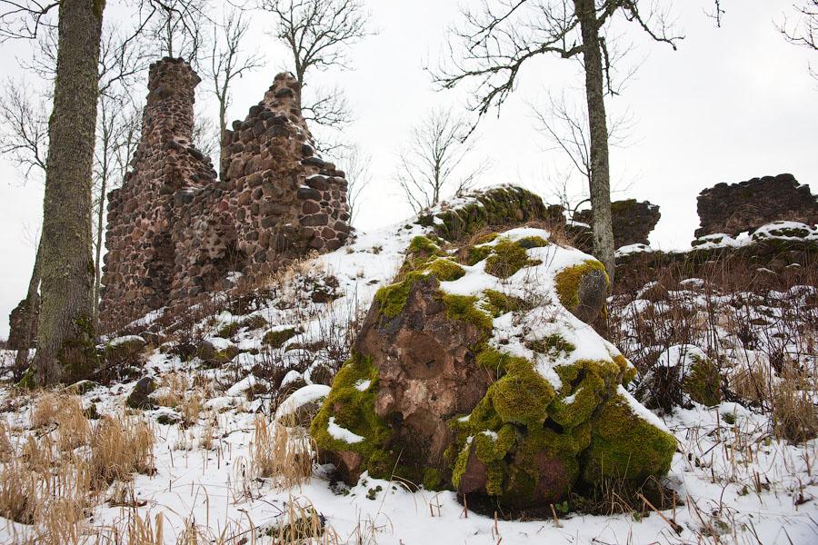 Замок Хелме (Хелмет)